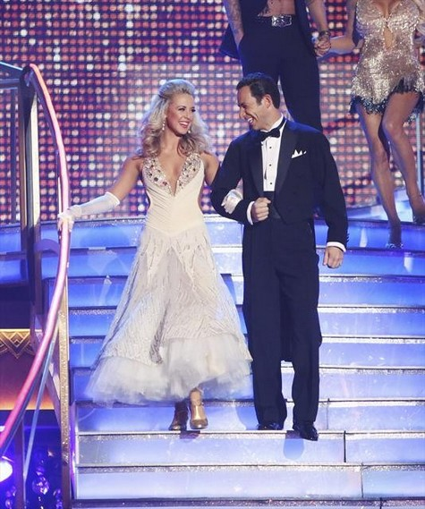 Helio Castroneves Dancing With the Stars All-Stars Jive Performance Video 10/01/12
