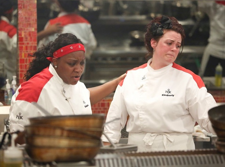 Hell's Kitchen Recap 10/7/16: Season 16 Episode 3 quot;The Yolks on Them