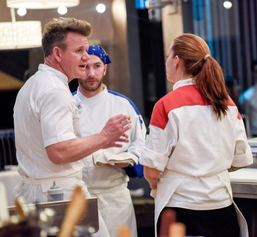 "Hell's Kitchen Recap 1/12/17: Season 16 Episode 13 ""Black Jacket"