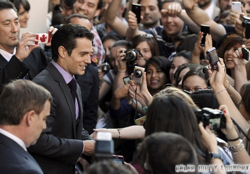 Fifty Shades Of Grey Movie Drops Henry Cavill as Christian Grey