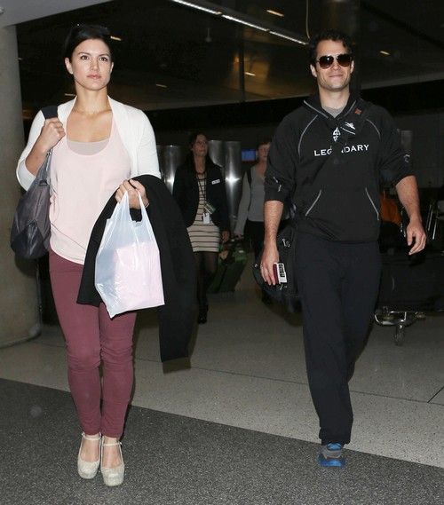 Henry Cavill and Gina Carano Dating Again: Couple Spending Holidays Together