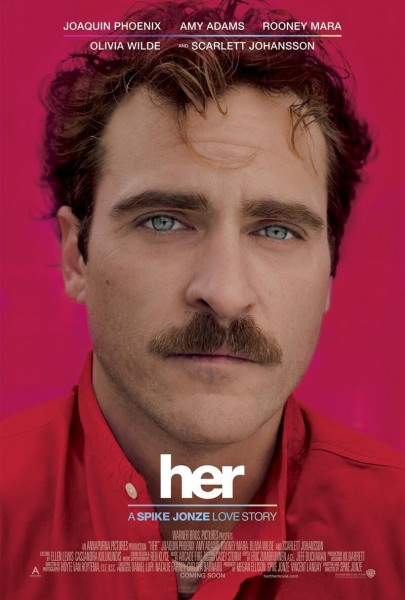 First Reviews Of Spike Jonze's 'Her' Starring Joaquin Phoenix And Scarlett Johansson Are Exceptional