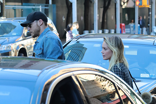 Hilary Duff Dating Her Personal Trainer Jason Walsh - Actress Spotted With New Boyfriend In New York City