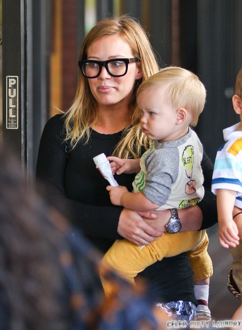 Hilary Duff and Mike Comrie Divorce Over Her Working On New TV Show - Jealous and Selfish?