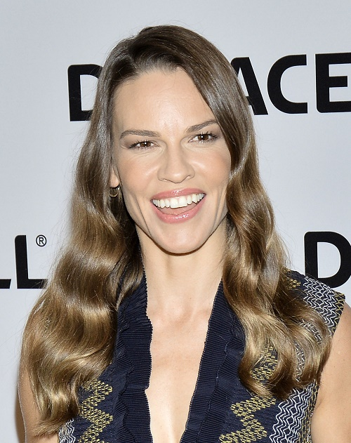 Hilary Swank And Laure...