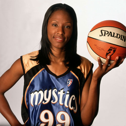 Chamique Holdsclaw Pleads NOT GUILTY In Case Against Ex-Girlfriend Jennifer Lacey!