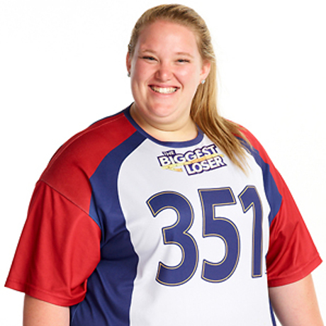 Meet Holley Mangold, The Biggest Loser Season 15 Contestant
