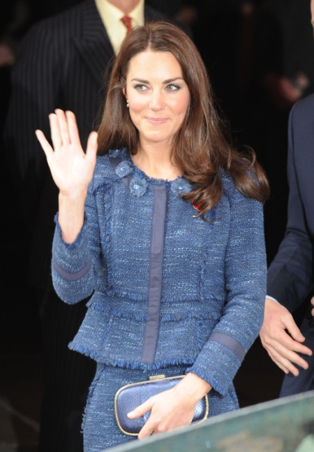 Calculating Kate? Kate Middleton Using Homeless To Boost Charitable Image 0629