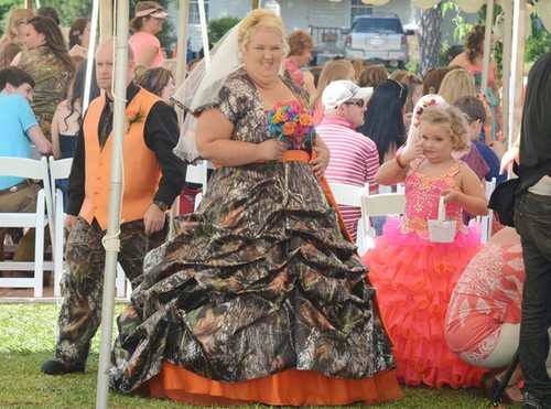 Mama June Separated: Honey Boo Boo Divorce From Cheating Sugar Bear Thomson - Wedding Ring Off