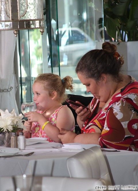 Honey Boo Boo Mom June Shannon's Dancing with the Stars Prep - Drops 100 lbs