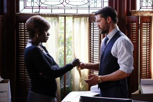 "How to Get Away With Murder LIVE Recap: Season 1 Episode 6 ""Freakin' Whack-a-Mole"""