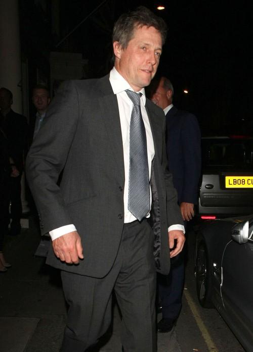 Hugh Grant Has Third Secret Love Child With Anna Elisabet Eberstein In 2012