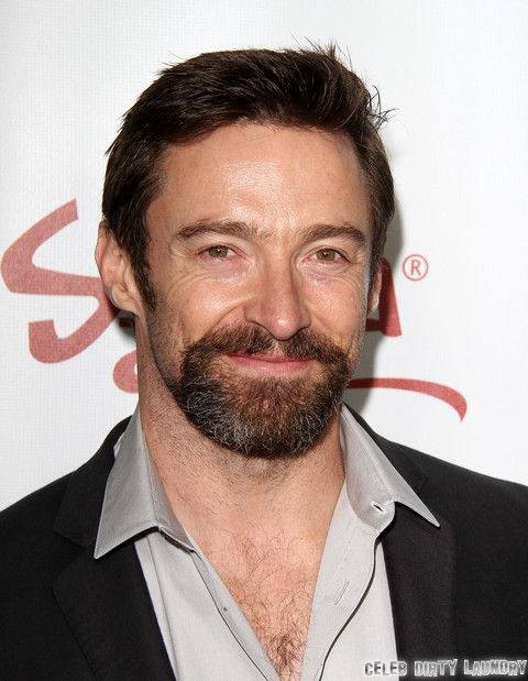 Hugh Jackman Gay? Wife Bothered By The Homosexual Comments