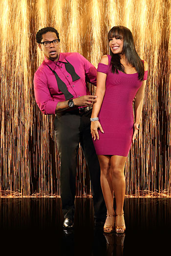 D.L Hughley Eliminated From Dancing With The Stars 2013 Season 16