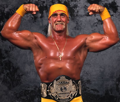 Hulk Hogan Misses Christmas For Back Surgery