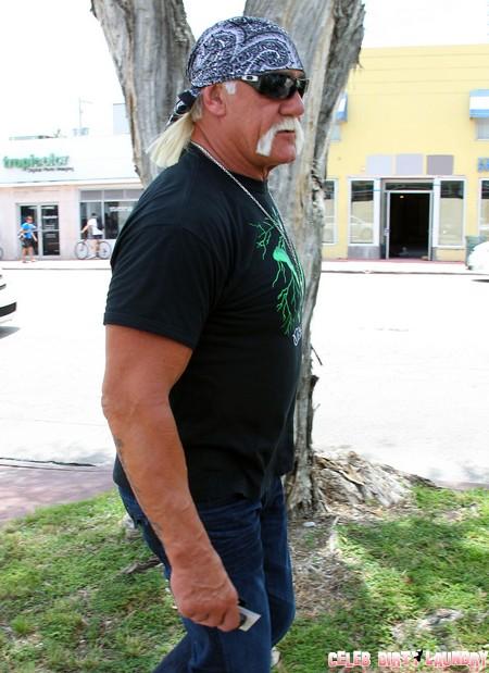 Hulk Hogan Sues Over Leaked Sex Tape
