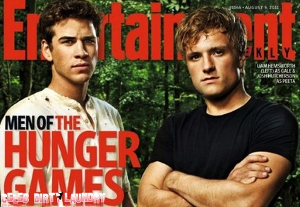 Josh Hutcherson and Liam Hemsworth Compare Hunger Games With Twilight