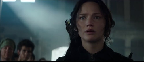 Hunger Games: Mockingjay Part 1 Trailer - Check Out The Intense New Teaser Here! (VIDEO)
