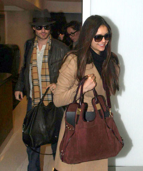 Ian Somerhalder, Nina Dobrev Hollywood's Most Functional Celeb Couple -- What's Their Secret?