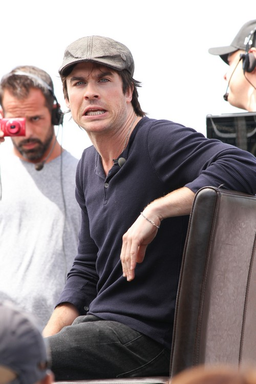 'Vampire Diaries' Ian Somerhalder Wants Nina Dobrev To Stop Sleeping Around and Settle Down With Him