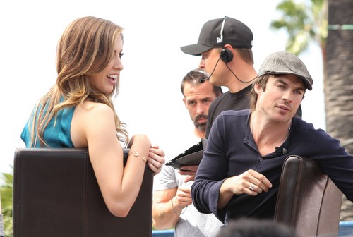 Ian Somerhalder and Nina Dobrev Dating and Secret Summer Vacation Plan - Away From Media And Paparazzi