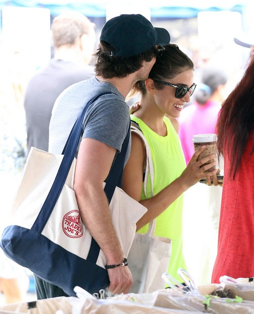Ian Somerhalder Dating Nikki Reed: Loves Her More Than He Ever Loved Nina Dobrev - Twitter Support