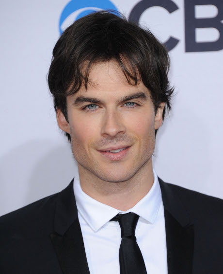 Fifty Shades of Grey Movie: Ian Somerhalder Must Play Christian Grey!