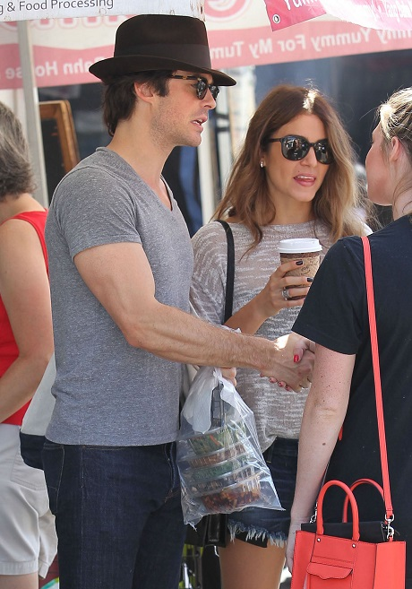 Ian Somerhalder, Nikki Reed Relationship Gets Serious: They Move in Together, Nikki Regrets Decision - Ian's Old And Boring!