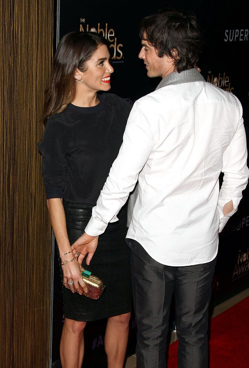 Nina Dobrev To Force Ian Somerhalder, Nikki Reed Breakup - Desperate Attempt To Save Career and The Vampire Diaries?