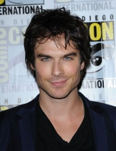 Ian Somerhalder To Replace Charlie Hunnam as Christian Grey in Fifty Shades Of Grey Movie - Grabs His Chance