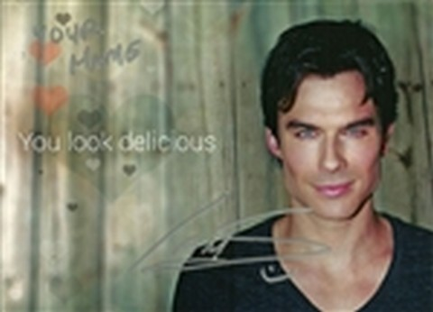 Fifty Shades of Grey Movie: Ian Somerhalder Talks About Christian Grey Role! (Video)