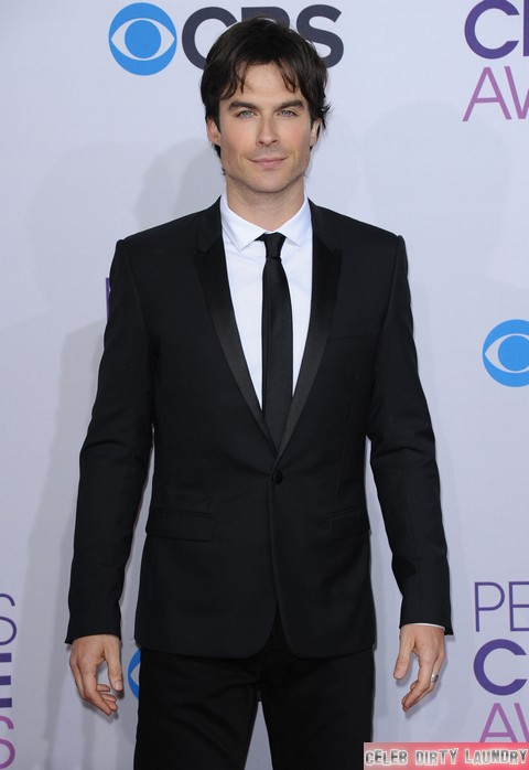 Fifty Shades of Grey Movie: Ian Somerhalder is Looking Like Christian Grey! (Photos)