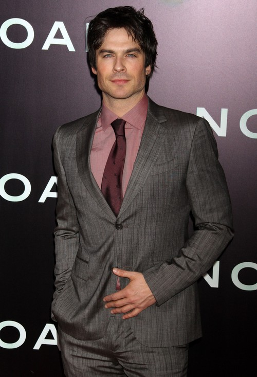 Ian Somerhalder Hooking Up With Molly Swenson - New Girlfriend?