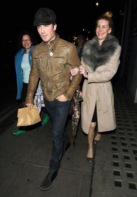 Nina Dobrev & Ian Somerhalder Split: Nina Falling To Pieces, Ian Ready to Forget about Her!