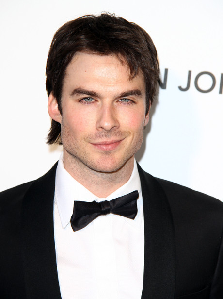 Ian Somerhalder Continues to Save the World while Nina Dobrev Tweets about how Spoiled she is!