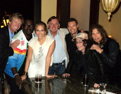 Randy Jackson, Steven Tyler & Jennifer Lopez To Judge American Idol