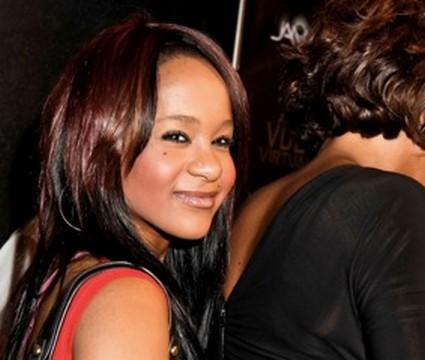 Family Worry that Whitney Houston's Daughter Bobbi Kristina Is Suicidal