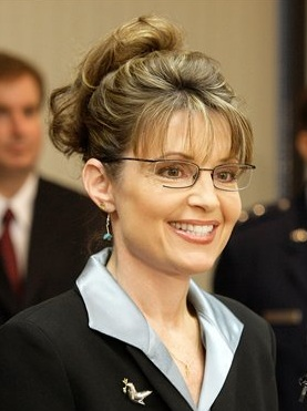 Sarah Palin Breast Implants: