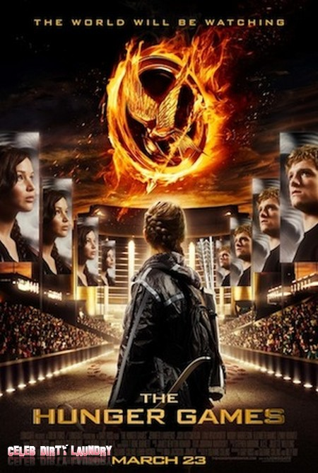 New Poster For Hunger Games Revealed (Photo)