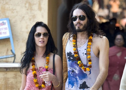 Katy Perry & Russell Brand Wed In India