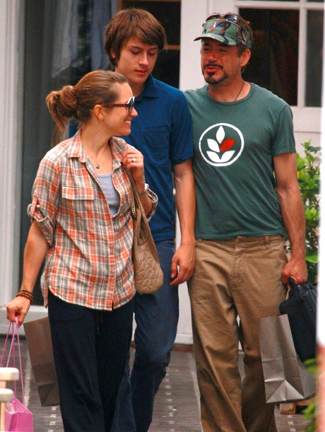 Robert Downey Jr's Son Indio Downey Arrested For Cocaine Possession - Headed Down Dark Path Like His Father!