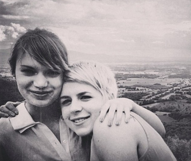 Isabella Cruise Splits From Eddie Frencher? - Holidays In Italy Without Boyfriend (PHOTOS)