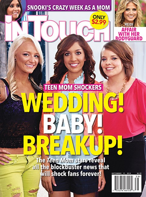 Teen Mom Shocker: Wedding, Babies and Breakups