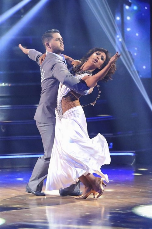Jack Osbourne Dancing With the Stars Jive Video 10/28/13