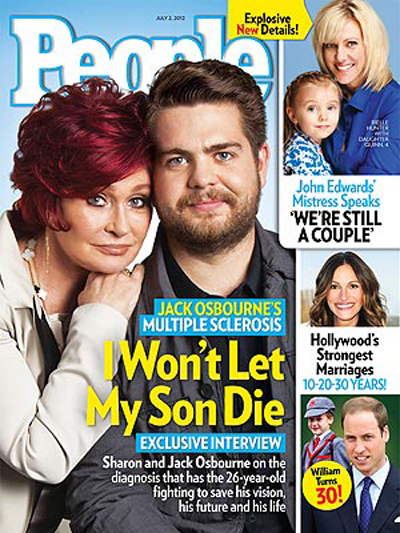 Jack Osbourne Opens Up About His Emotional Multiple Sclerosis Diagnosis