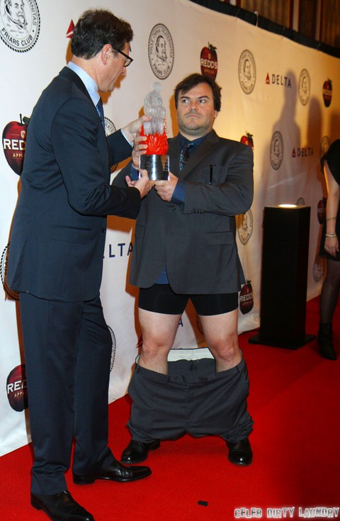 Jack Black's New York Friars Club Roast - CDL Exclusive Details and Red Carpet Photos