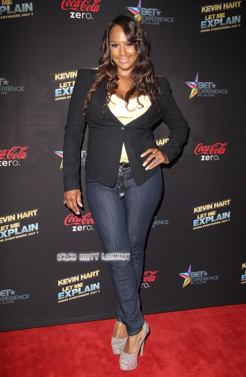 Basketball Wives Star Jackie Christie Cat Killer - Says Pregnant Women Should Murder Pets (VIDEO)