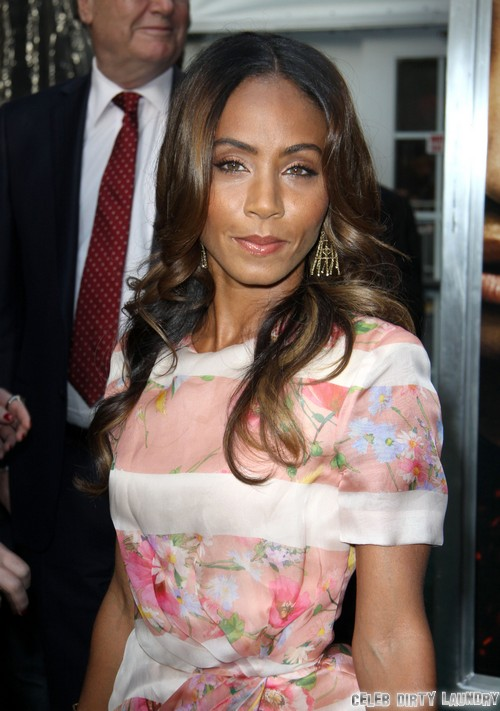 Jada Pinkett Smith's Addictions Fueled By Family Cocaine Abuse