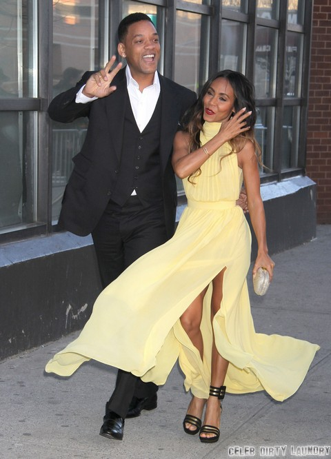 """Jada Pinkett Smith Confirms That Will Smith Is Bisexual and She Sleeps Around With Facebook """"Open Marriage"""" Statement"""