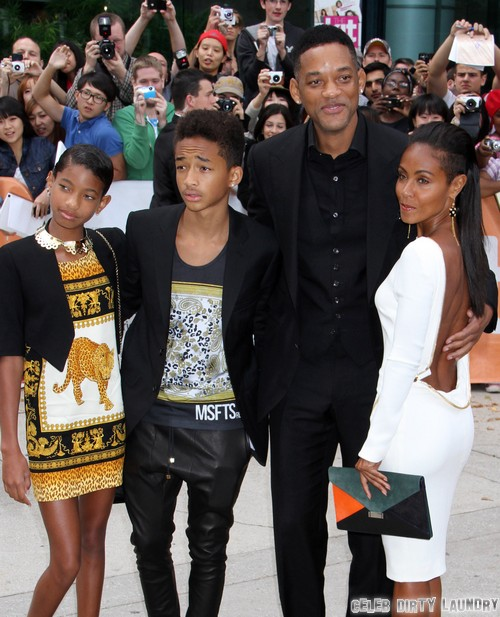 Jaden and Willow Smith Emancipation Nears As Will Smith and Jada Pinkett Adopt Scientology